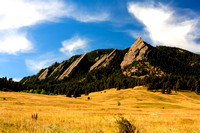 The Flat Irons